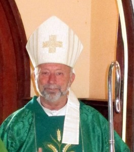 Bishop John at Christ Church