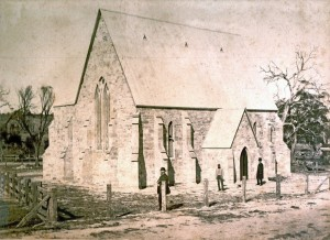 Early Photo of St George's, Meadows