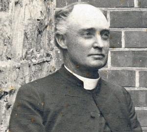 Archdeacon W. J. Bussell, abt 1900