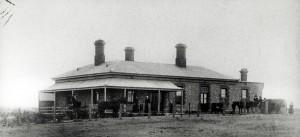 Christ Church Rectory, 1884