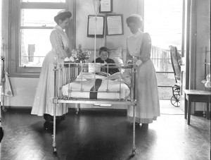 Children's Hospital Bed