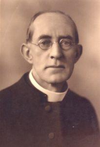 The Rev'd E H Bleby