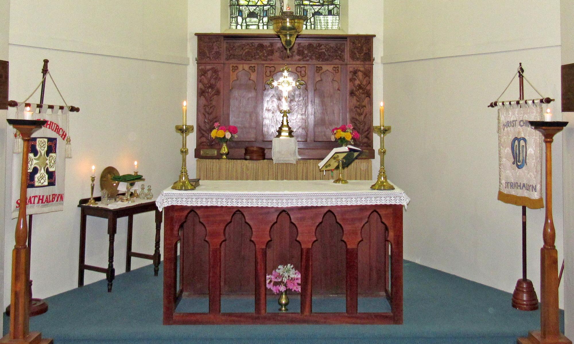 Strathalbyn Anglicans