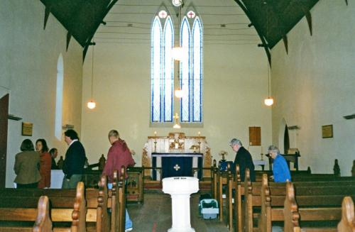 St George's Interior