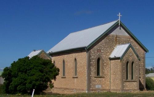 St Mary's, Milang