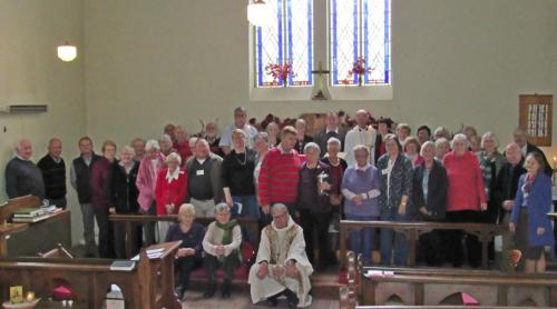 Combined Service at St George's